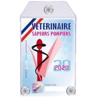 Caducée Vétérinaire Sapeurs Pompiers 2020